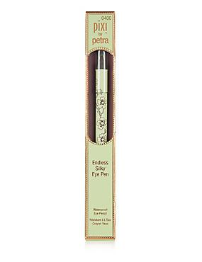 Endless Silky Eye Pen 1.2g, PLUM, catlanding