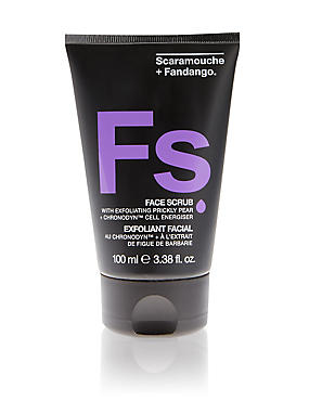 Face Scrub 100ml, , catlanding