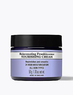 Frankincense Nourishing Cream 50g, , catlanding