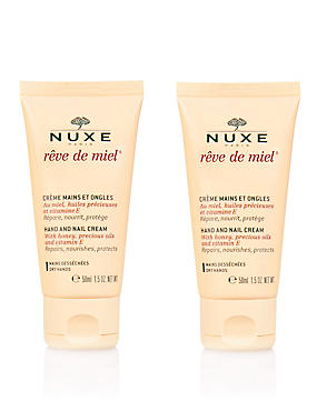 Reve De Miel Hand Cream Duo 50 ml