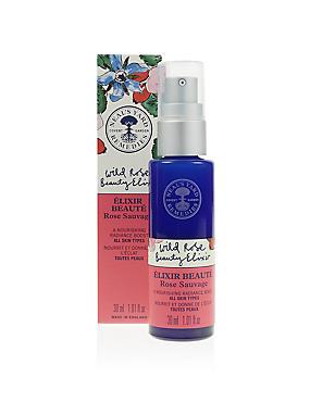 Wild Rose Beauty Elixir, , catlanding