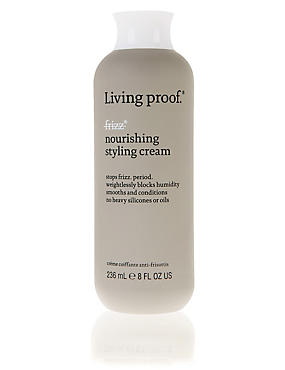 No Frizz Nourishing Styling Cream 236ml, , catlanding