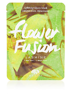 Flower Fusion™ Hydrating Sheet Mask - Jasmine
