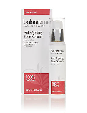Anti-Ageing Face Serum 30ml