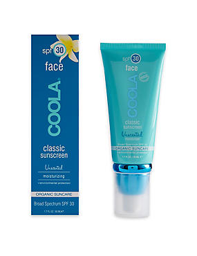 Classic Sunscreen Face Unscented Moisturiser 50ml