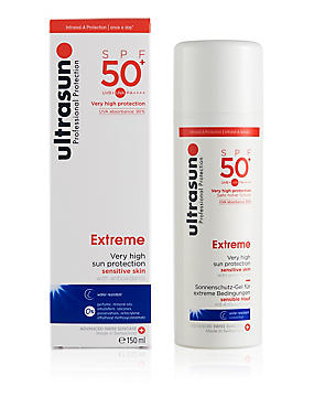 Extreme Sun Protection Gel SPF 50+ 150ml