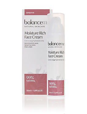 Moisture Rich Face Cream 50ml