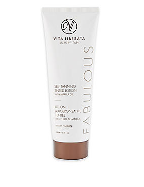 Self Tanning Tinted Lotion 100ml, , catlanding
