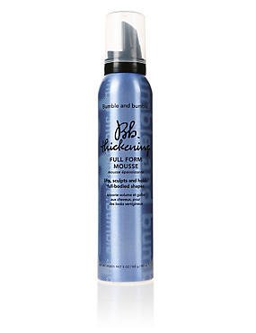 Thickening Full Form Mousse 143g