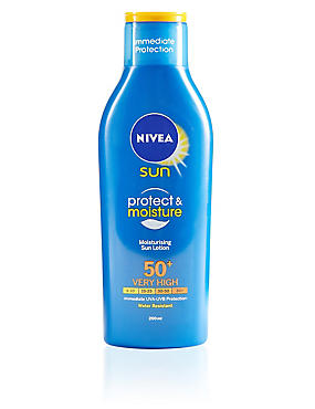 Protect & Moisture Sun Lotion SPF 50 200ml