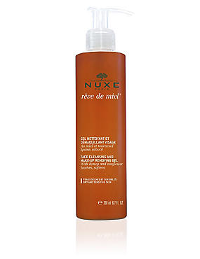 Rêve de Miel® Face Cleansing & Make-Up Removing Gel 200ml