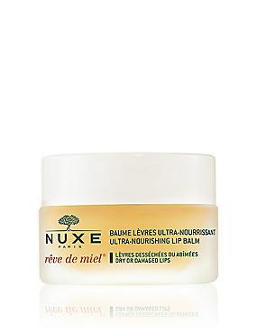 Rêve de Miel® Nourishing Lip Balm For Dry Lips 15g, , catlanding