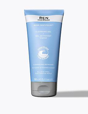 Rosa Centifolia™ Cleansing Gel 150ml, , catlanding