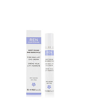 Keep Young & Beautiful Anti-Ageing Eye Cream 15ml, , catlanding