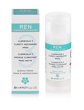 ClearCalm 3 Clarity Restoring Mask 30ml