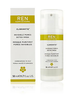 Invisible Pores Detox Mask 30ml