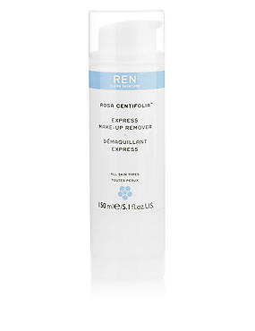 Rosa Centifolia™ Express Make Up Remover 150ml, , catlanding