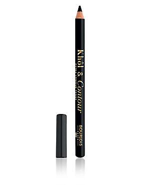 Khol & Contour Eyeliner1.2g, BLACK/BLACK, catlanding
