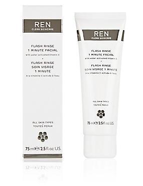 Flash Rinse Skincare 75ml, , catlanding