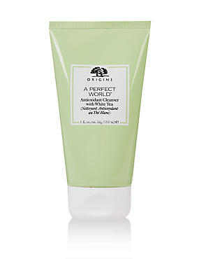A Perfect World™ Antioxidant Cleanser with White Tea 150ml, , catlanding