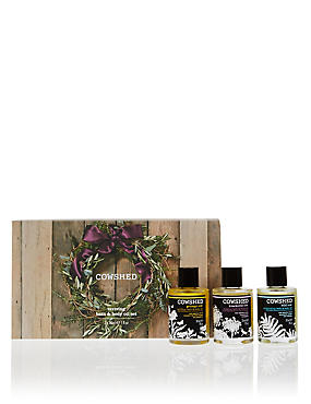 Reviving Bath & Body Oil set