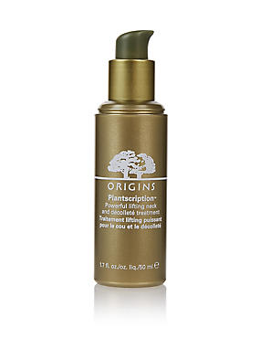 Plantscription™ Powerful Lifting Neck & Décolleté Treatment 50ml