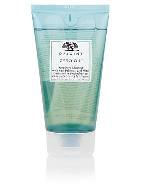 Zero Oil™ Deep Pore Cleanser with Saw Palmetto & Mint 150ml, , catlanding