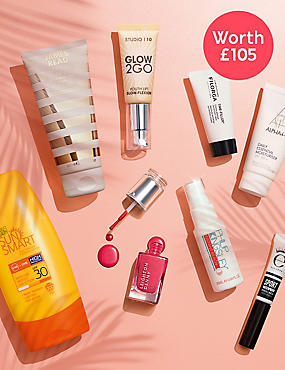 £10 when you spend £40 on clothing, beauty and home