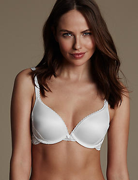 Push-Up Bras | Strapless & Plunge Bras | M&S