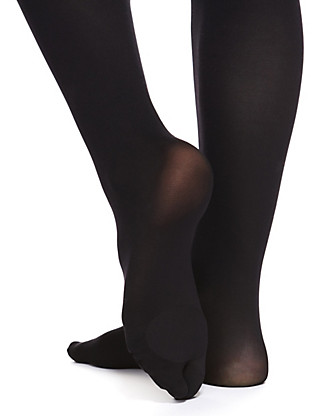 100 Denier Hi Heel™ Velvet Touch Opaque Tights 1 Pair Pack Clothing
