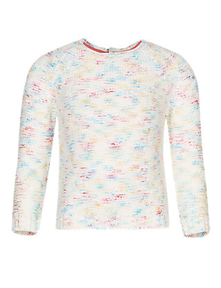 Cotton Rich Space Dye Jumper Clothing