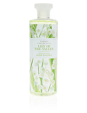 Lily of the Valley Bath Foam 500ml