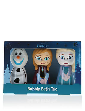 Character Bubble Bath Trio 100ml
