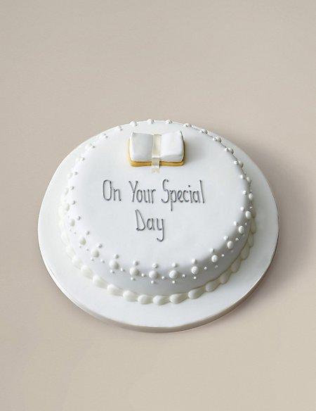 Communion Cake Serves 30 M Amp S