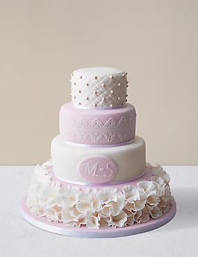 Harmony Wedding Cake (Pre-Order: Available from 23rd February 2017)