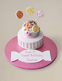 Sweetie Sensation Cake (Pre-Order: Available from 15th February 2017)