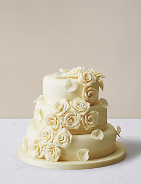 Wedding Cakes 3 Tier 2 Tier 4 Tier Wedding Cakes MS - 3 Tier Wedding Cakes