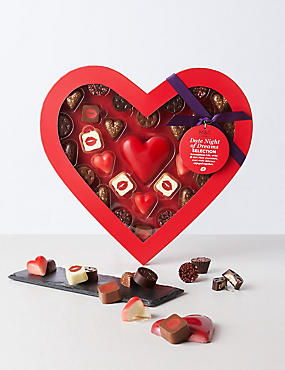 Large Heart Box of Chocolates (Pre Order: Available from 1st February 2017)
