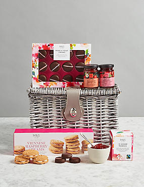 Teatime Treats Gift Basket