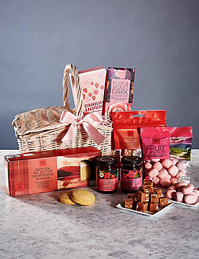 Tea Time Treats Gift Basket
