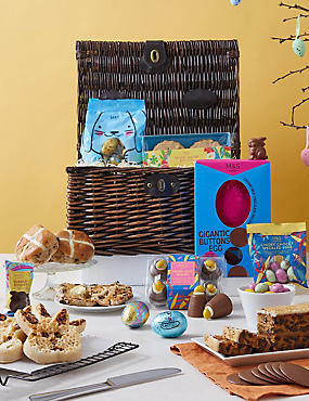 Easter gifts ms easter family hamper negle Gallery