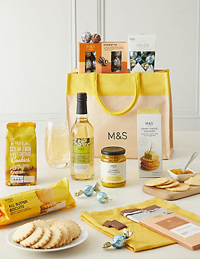 Luxury hampers gifts for him her ms the marigold gift bag negle Image collections