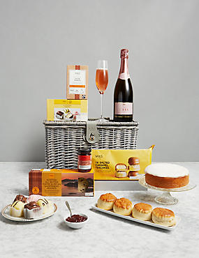 Food wine chocolate alcohol gifts ms tea in knightsbridge hamper negle Gallery
