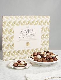 Swiss Chocolate Box
