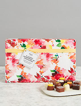 A Luxury Assortment of Chocolates