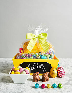 Easter food wine gifts easter hampers ms egg hunt treats negle Image collections