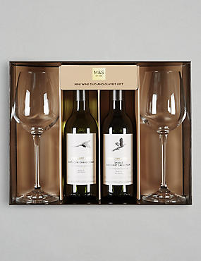 Mini Wine Duo & Glasses