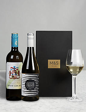 The Connoisseur White Wine Gift Selection