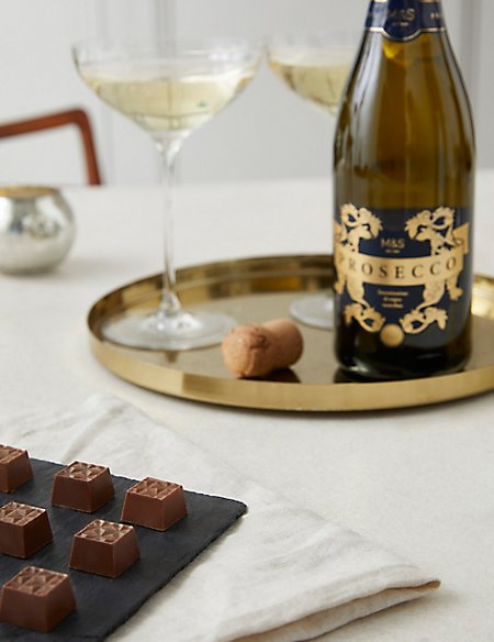 The collection prosecco chocolates gift set ms the collection prosecco chocolates gift set negle Gallery