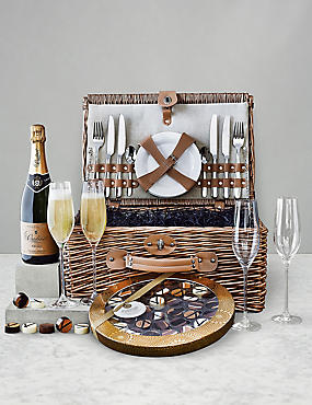 Luxurious Champagne Hamper